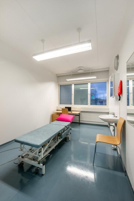 Fysioterapia Kerava hoitohuone