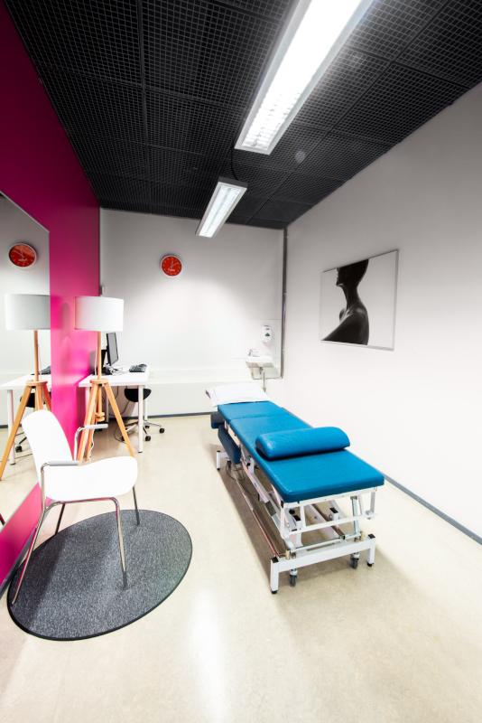 Fysioterapiaa Leppävaarassa Fysios Leppävaara hoitohuone